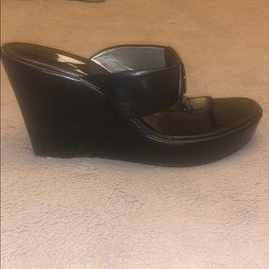 BCBGENERATION Wedge Sandals-Offer/Bundle to Save